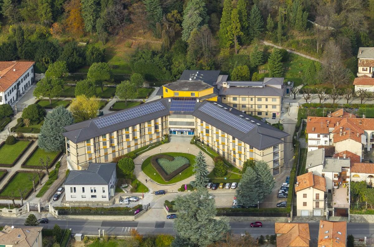 Villa San Benedetto Albese Psichiatria