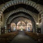 chiesa di san giovanni battista torno (4)