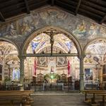 chiesa di san giovanni battista torno (5)