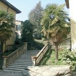 Cortile del Civico Museo di Erba