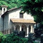 Santuario di S.Miro al Monte