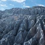 Campi solcati sul Sasso Malascarpa
