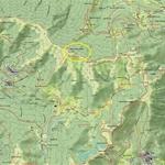 Il Monte San Primo - Mappa