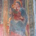 Madonna della Tenerezza - Chiesa dei Santi Cosima e Damiano