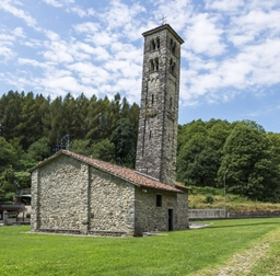 chiesa di san pietro albese con cassano
