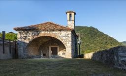 chiesa dei santi nazaro e celso mudronno asso