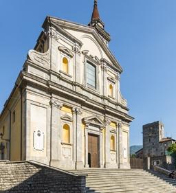 chiesa di san giovanni battista asso