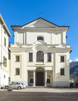 chiesa del santo crocifisso asso