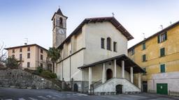 chiesa di santa maria annunciata visgnola bellagio