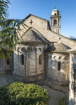 chiesa di san giacomo borgo bellagio