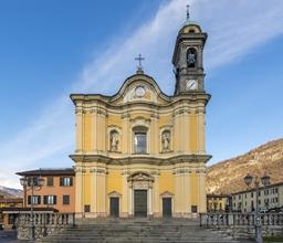 chiesa di santo stefano canzo