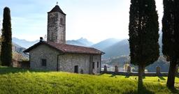 santuario della madonna di san calocero caslino d'erba
