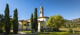 chiesa di san cassiano buccinigo erba