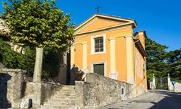 chiesa di san martino carella eupilio