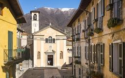 chiesa di sant'antonio abate molina faggeto lario