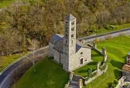 chiesa di sant'alessandro lasnigo