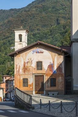 chiesa di santa marta lezzeno