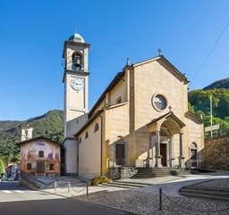 chiesa dei santi quirico e giulitta lezzeno
