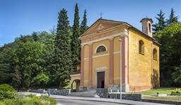 chiesa di santa maria in prato longone al segrino