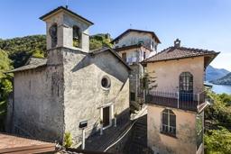 chiesa di san lorenzo castello nesso