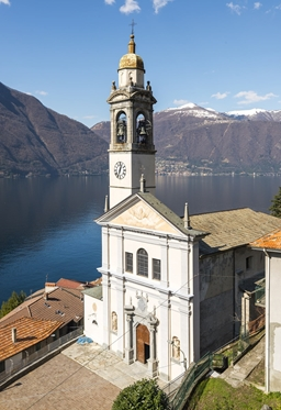 chiesa dei santi pietro e paolo nesso