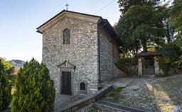 chiesa di santa maria del sasso dicinisio sormano