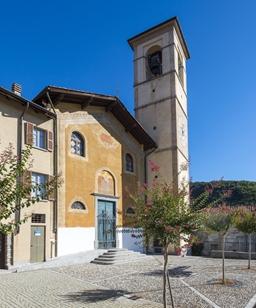 chiesa di santa brigida d'irlanda ponzate tavernerio