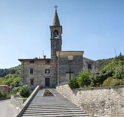 chiesa di san michele visino valbrona