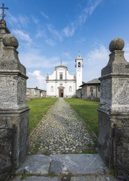 chiesa della conversione di san paolo zelbio