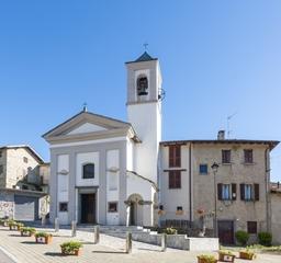 chiesa dei santi primo e feliciano zelbio