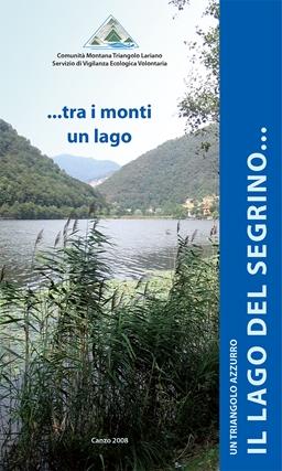 lago del segrino copertina