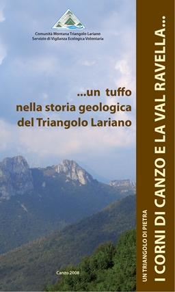 I corni di Canzo e la Val Ravella - Copertina
