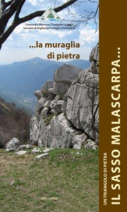 Il Sasso Malascarpa - Copertina