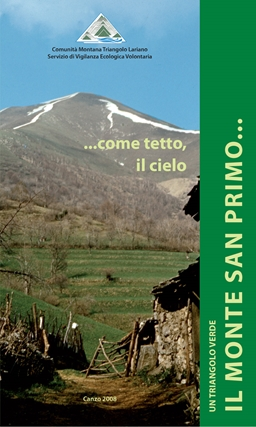 Il Monte San Primo - Copertina