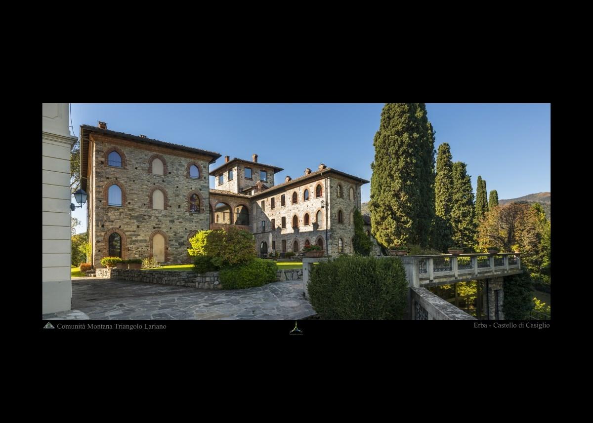 Erba - Castello di Casiglio