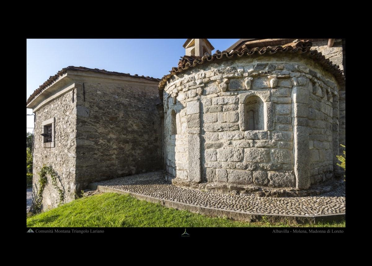 Albavilla - Molena, Madonna di Loreto