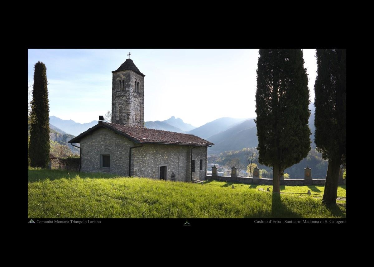 Caslino d'Erba - Santuario Madonna di S. Calogero
