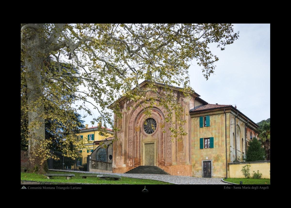 Erba - Santa Maria degli Angeli