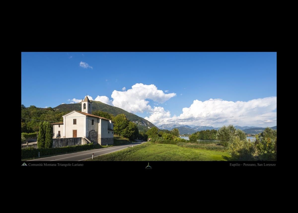 Eupilio - Penzano, San Lorenzo