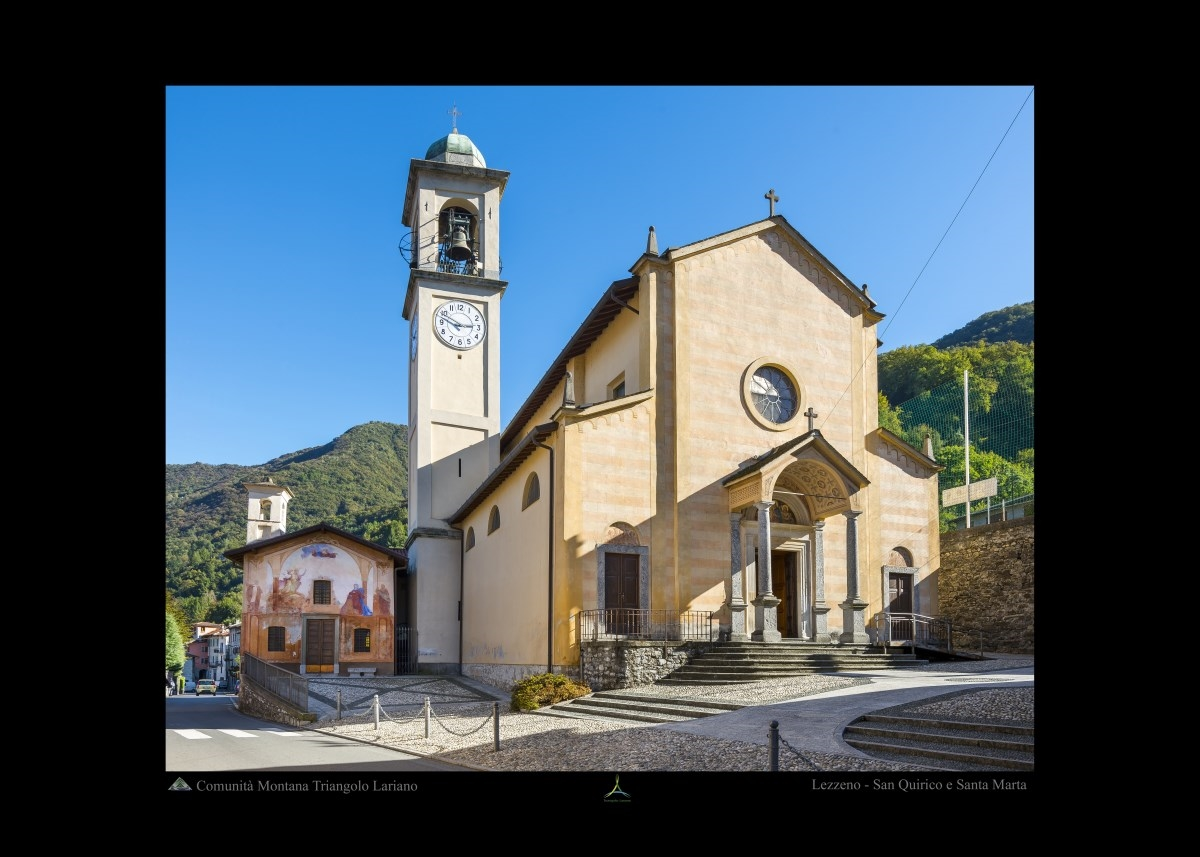 Lezzeno - San Quirico e Santa Marta