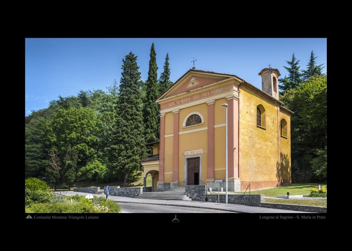 Longone al Segrino - S. Maria in Prato