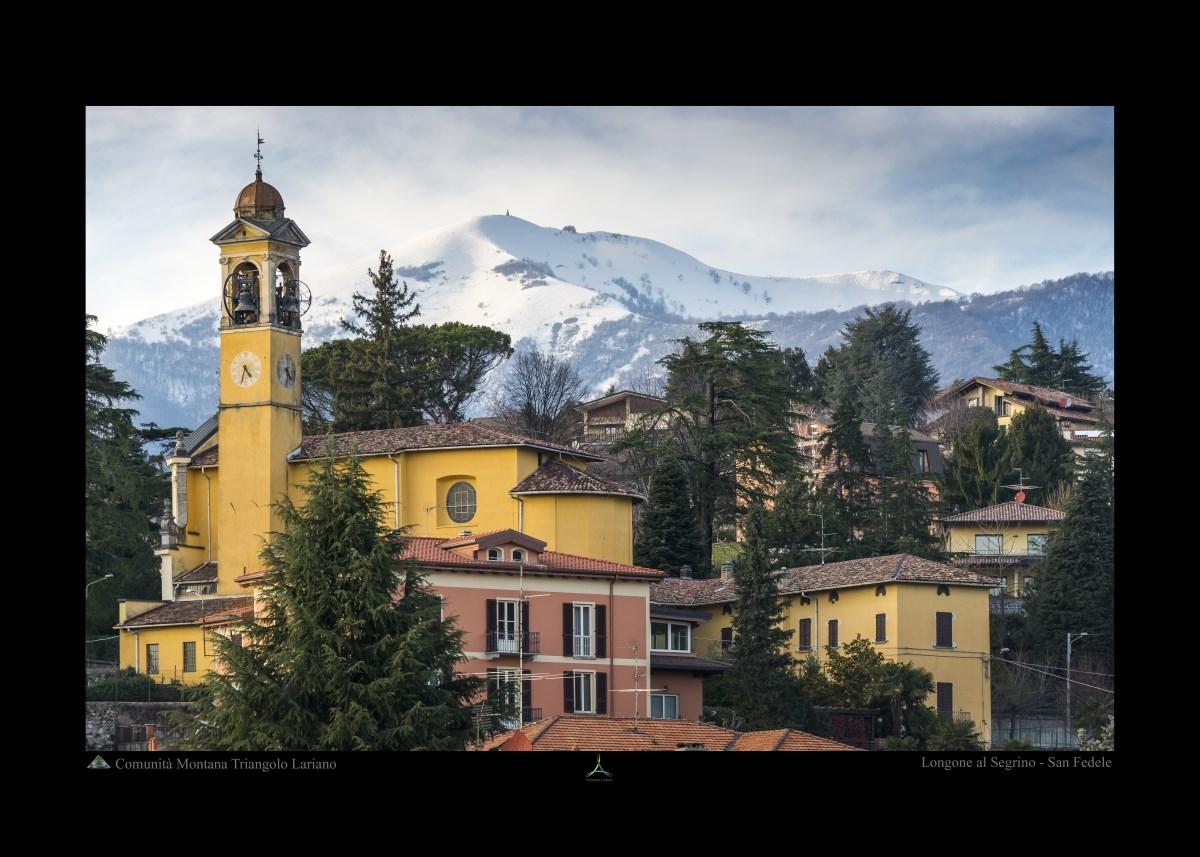 Longone al Segrino - San Fedele
