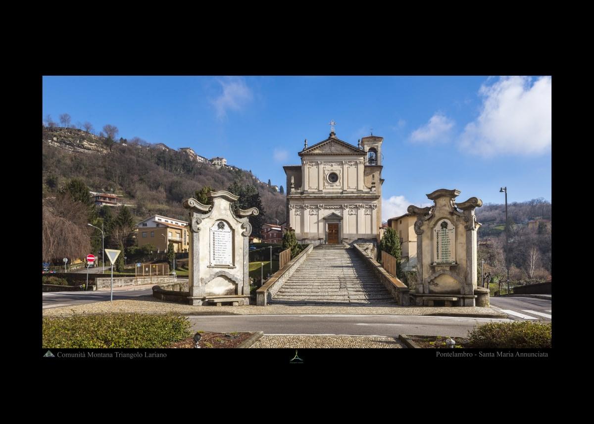 Pontelambro - Santa Maria Annunciata