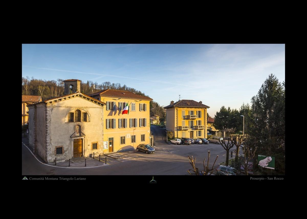 Proserpio - San Rocco