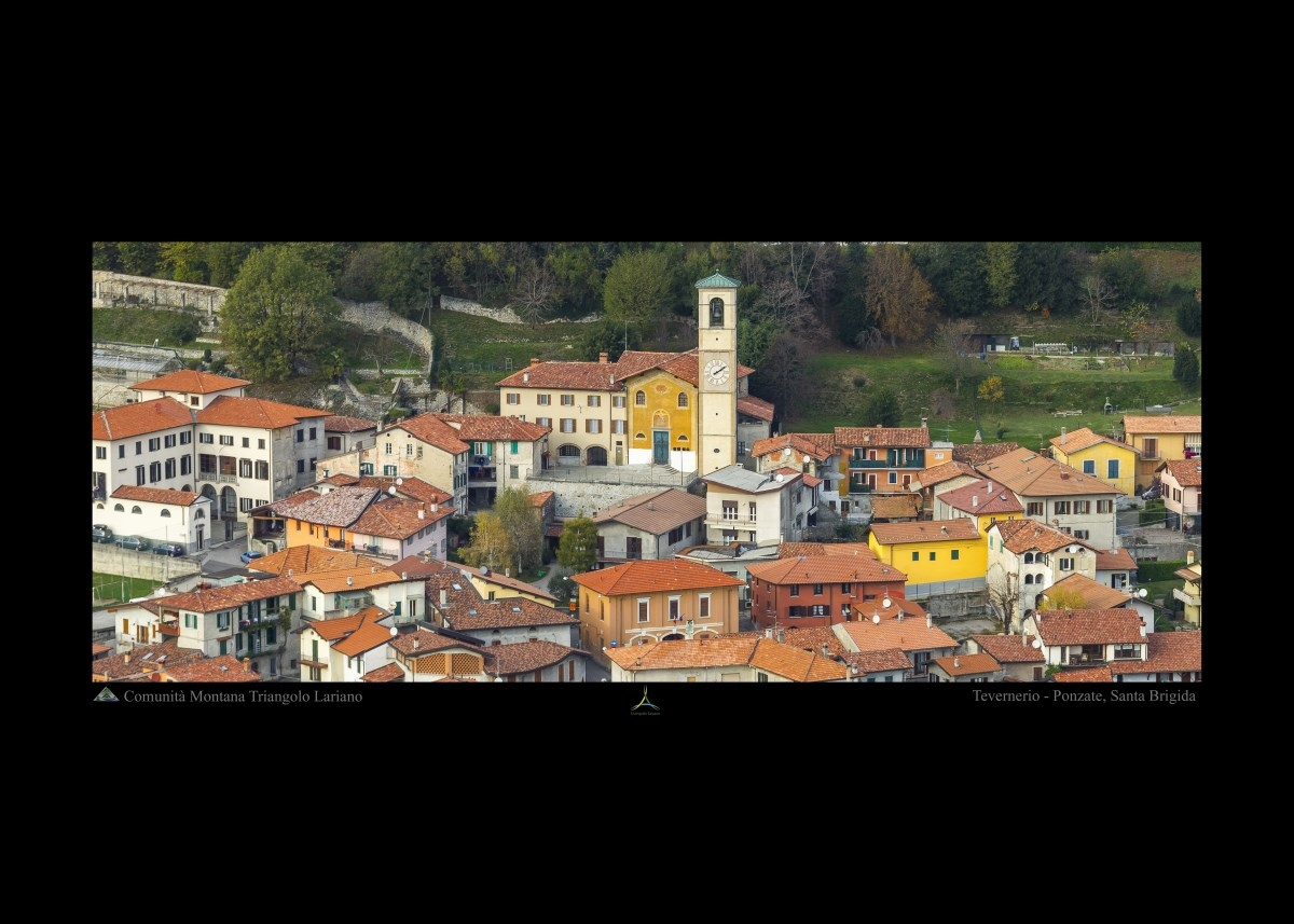 Tavernerio - Ponzate, Santa Brigida