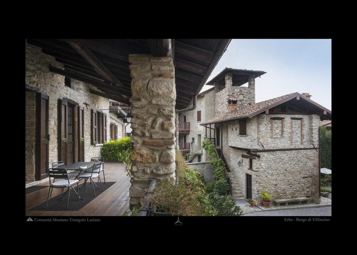 Erba - Borgo di Villincino