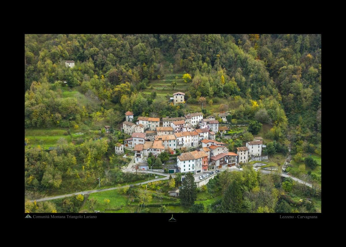 Lezzeno - Carvagnana