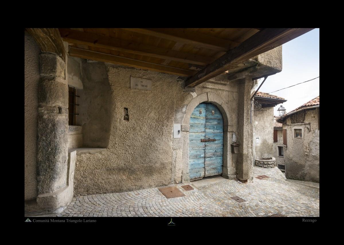 Rezzago - Via del Torchio