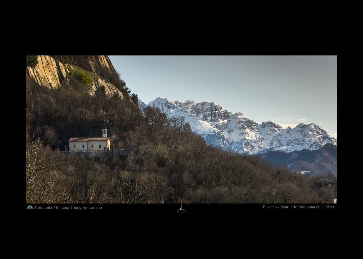 Pusiano - Santuario Madonna della Neve