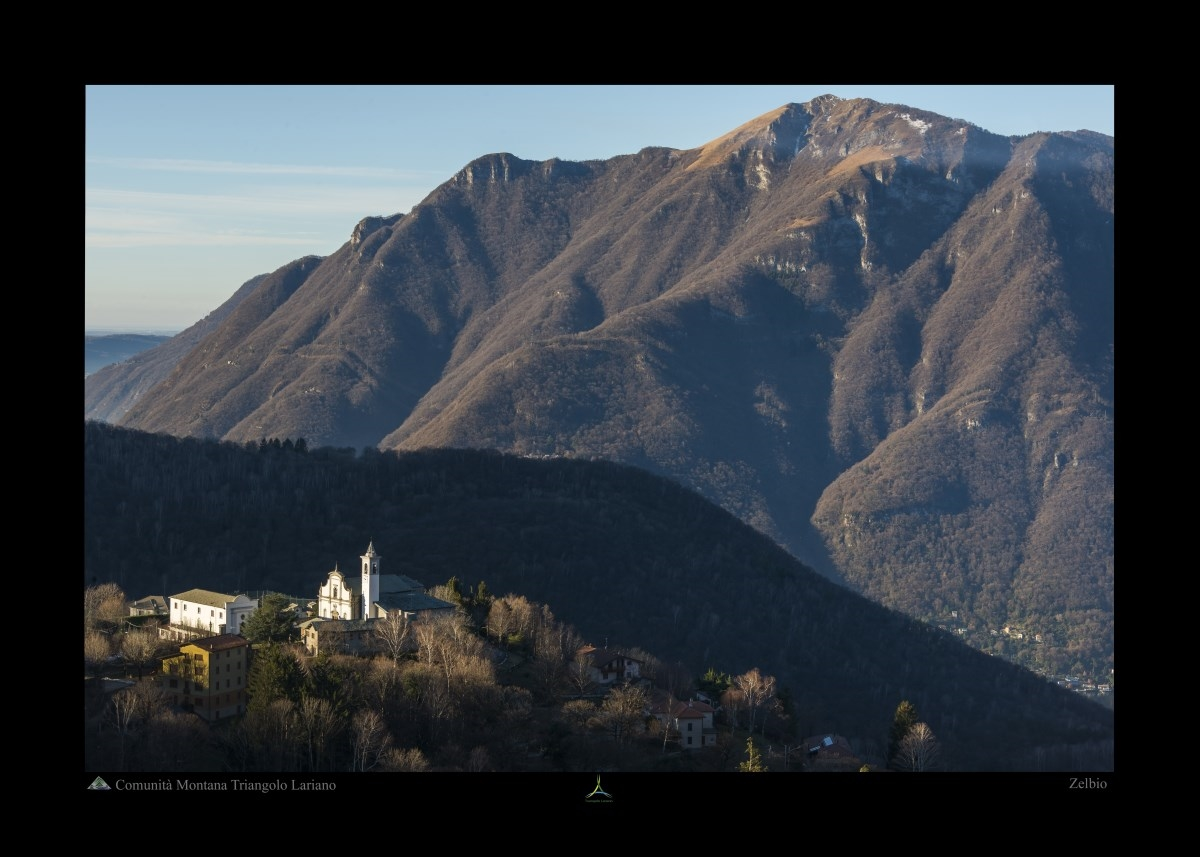 Zelbio - Panorama